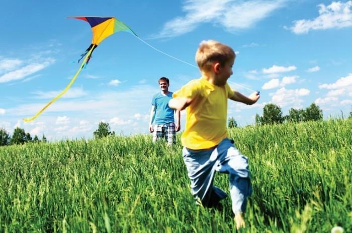 Fotolia 33040316 M 700x465 Мальчик с воздушным змеем   Boy with a kite