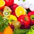 Ассорти овощи и фрукты - Assorted vegetables and fruits