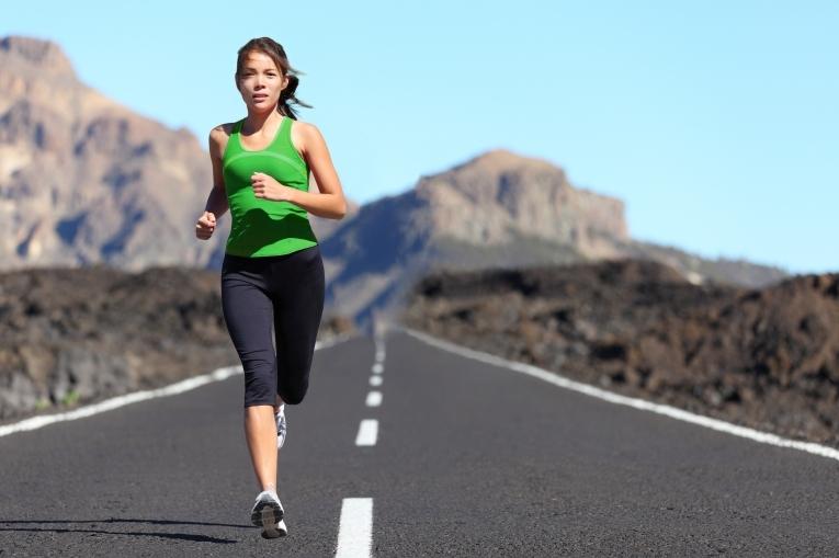 images of girls jogging № 13129