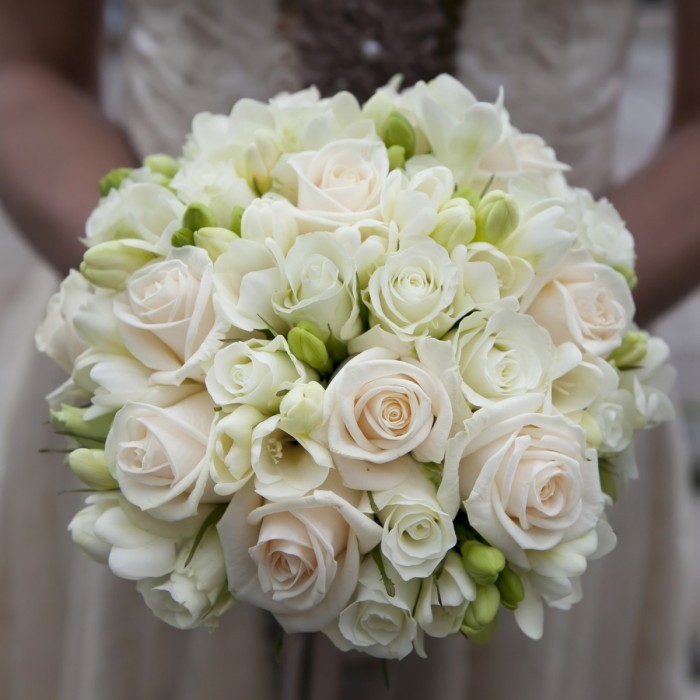 Fotolia 44767200 M 700x700 Букет невесты   Bridal bouquet