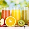 Фруктовые фреши - Fruit fresh juices