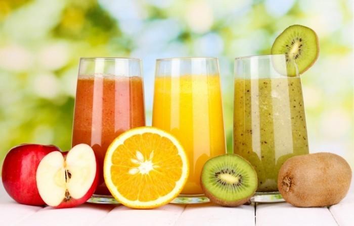 Fotolia 46950713 M 700x448 Фруктовые фреши   Fruit fresh juices