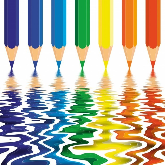 Fotolia 4758231 Subscription XXL 700x700 Цветные карандаши   Colored pencils