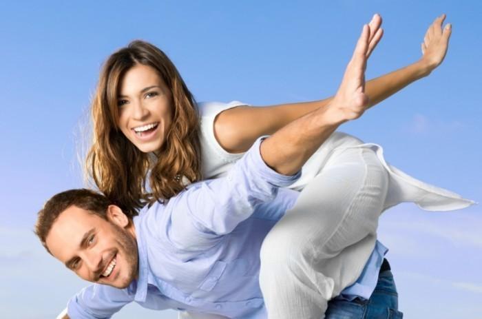 Fotolia 48684560 Subscription Monthly M 700x463 Счастливая пара   Happy couple
