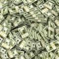 Стодолларовые купюры - Hundred dollar bills