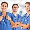 Команда врачей - Medical team