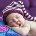 Спящий младенец - Sleeping baby