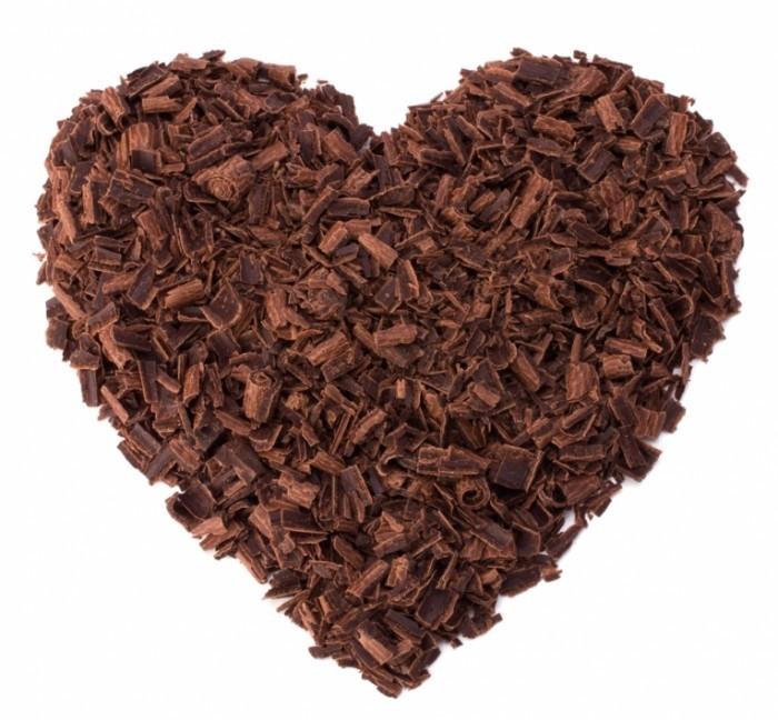 shutterstock 44542510 700x648 Сердце из шоколада   Heart of Chocolate