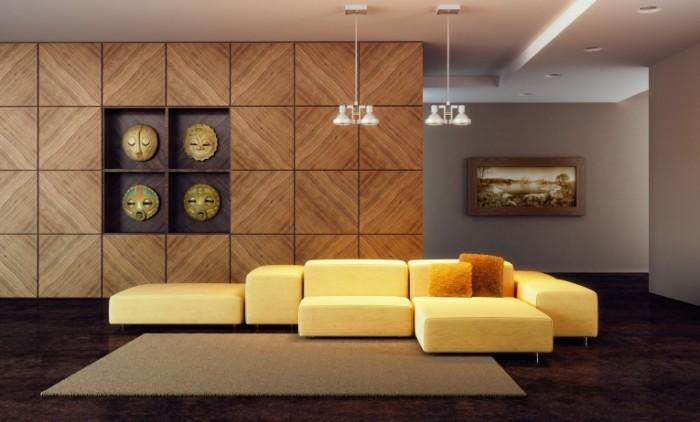 shutterstock 7457247411 700x422 Интерьер гостинной   Interior living room