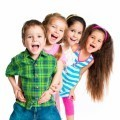 Веселые ребятишки - Funny kids
