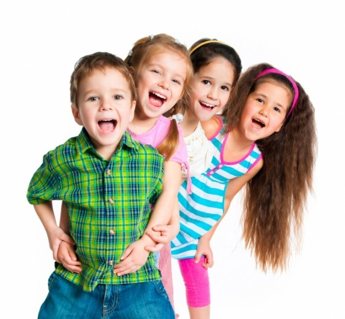 shutterstock 76836880 700x648 Веселые ребятишки   Funny kids