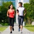 Утренняя пробежка - Morning jogging