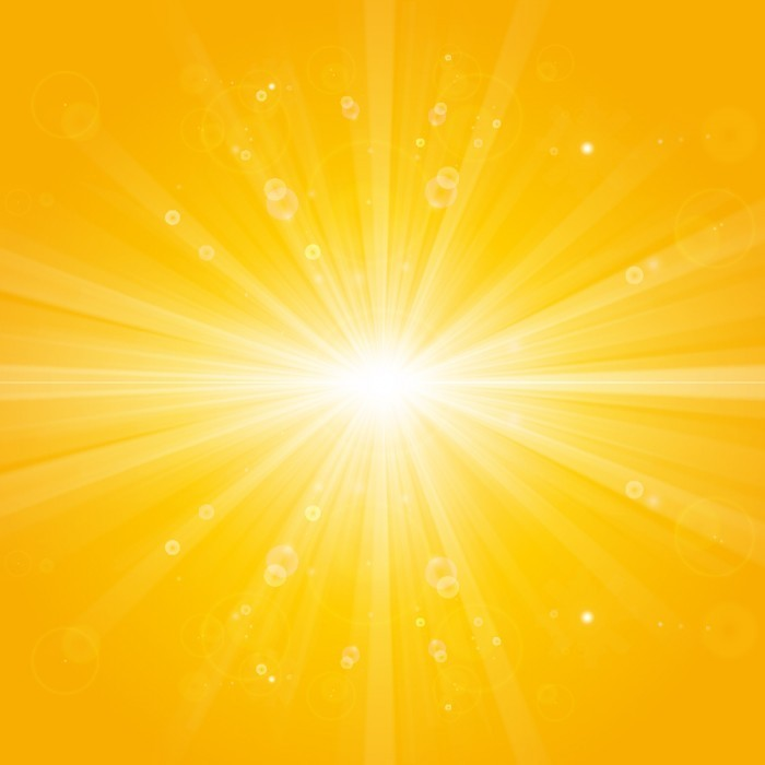 yellow background shutterstock 107321579  Converted  700x700 Желтое сияние   Yellow glow