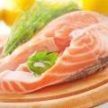 Стейк лосося - Salmon Steak