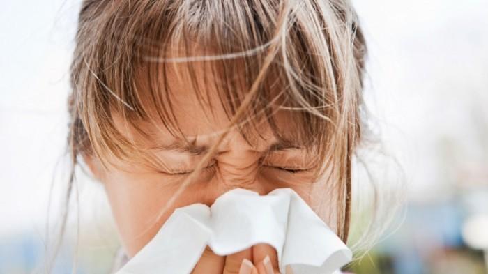 2012 11 30 Fotolia 18326795 L allergie 700x393 Аллергический насморк   Allergic rhinitis