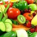Ассорти овощей и фруктов - Assorted vegetables and fruits