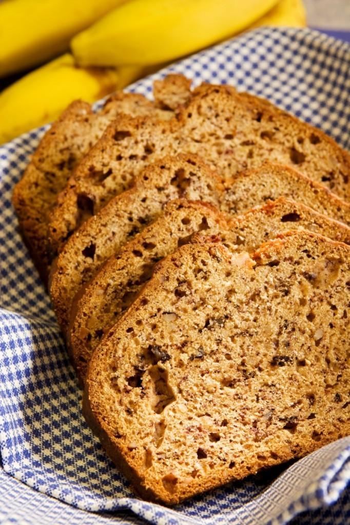 VeganBananaBread 682x1024 Ржаной хлеб   Rye bread