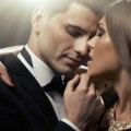 Красивая влюбленная пара - Beautiful couple in love