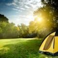 Палатка на природе - Tent Camping