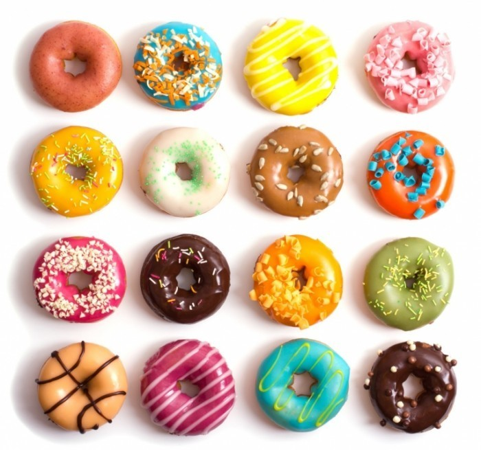 shutterstock 110345243 700x655 Донатсы   Donuts