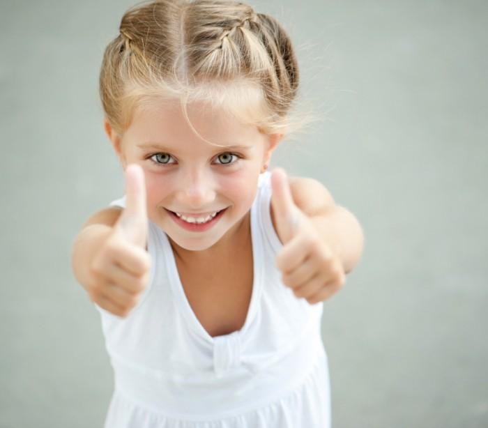 shutterstock 110493902 700x614 Маленькая девочка   Little girl