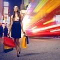 Девушка на шопинге - Girl on a shopping