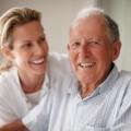 Пожилой мужчина с женщиной - Elderly man with a woman