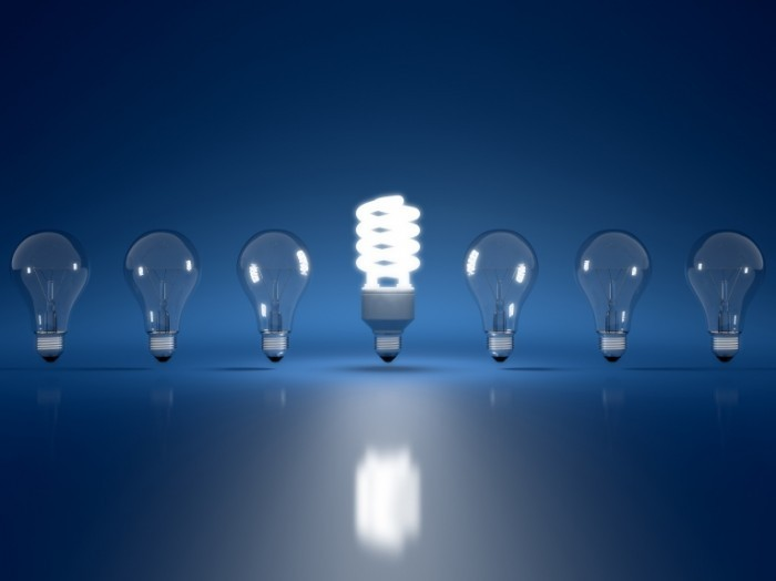 shutterstock 65857492 700x524 Энергосберегательная лампа   Energy saving lamp