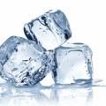 Лед в кубиках - Ice cubes