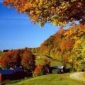 Красивый осенний пейзаж - Beautiful autumn landscape
