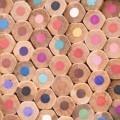 Фон из карандашей - Background of pencils