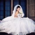 Невеста в пышном платье - Bride in a magnificent dress
