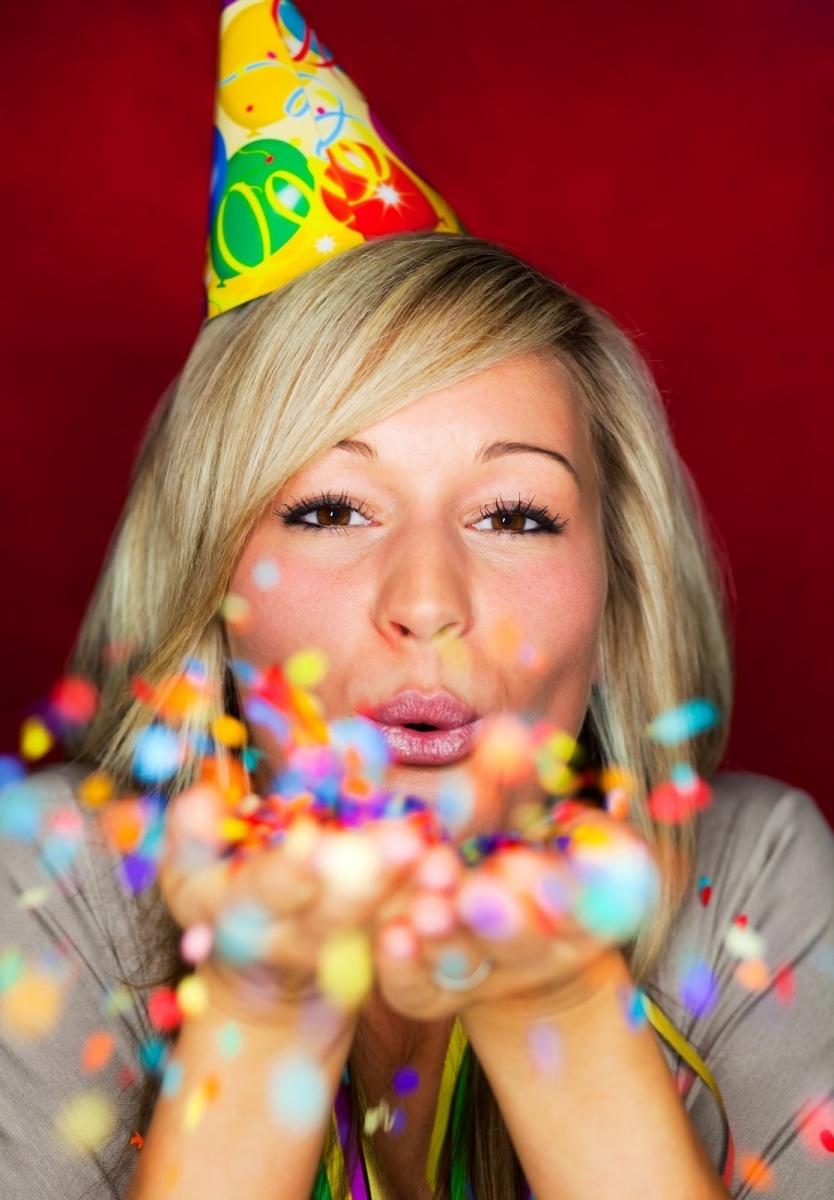 Добрым, фото день рождения девушки прикольные