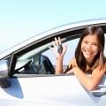 Девушка в авто - Girl in car