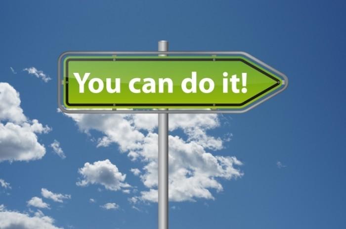 Fotolia 50810260 Subscription Monthly M 700x465 Мотивационная табличка   Motivational plate