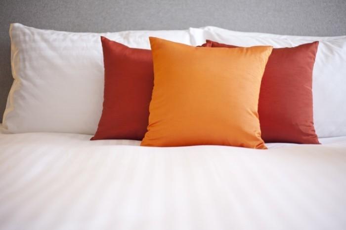 shutterstock 105254675 700x466 Подушки   Pillows
