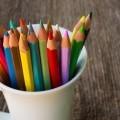 Цветные карандаши - Сolored pencils