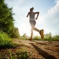 Девушка на пробежке - Woman jogging