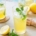 Стакан лимонада - Glass of lemonade