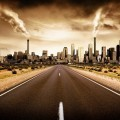 Дорога в город - Road into town