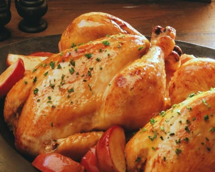 shutterstock 74365543 1361453387 700x560 Курица гриль   Grilled Chicken