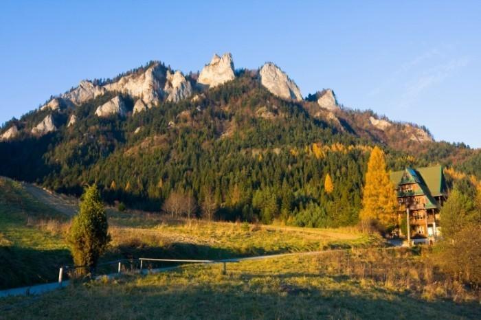 Depositphotos 18152441 original 2 700x466 Горы и лес   Mountains and forest