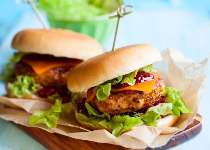 Depositphotos 31912915 700x499 Гамбургеры   Hamburgers