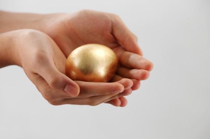 Depositphotos 8013863 XL 700x466 Золотое яйцо   Golden Egg