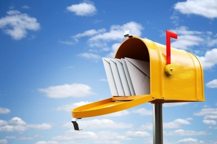 Dollarphotoclub 25940187 700x465 Почтовый ящик   Mailbox
