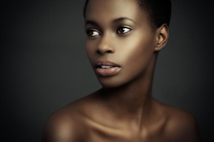 фото негритянских девушек