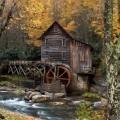 Деревянный домик - Wooden cottage