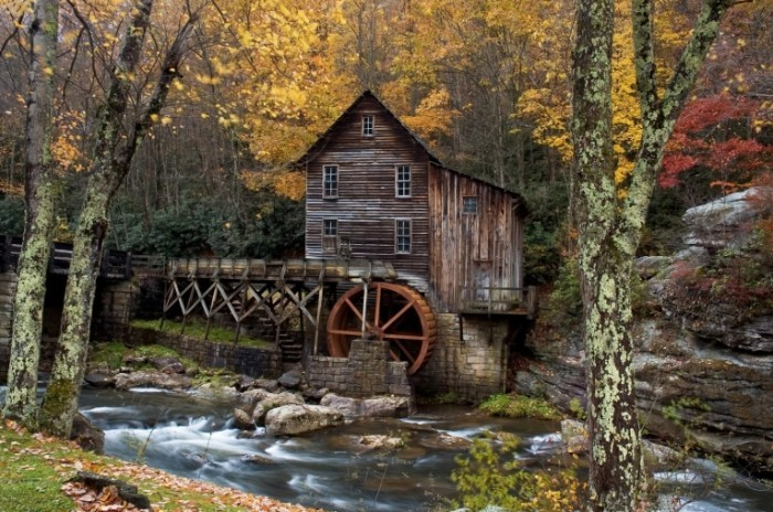 Fotolia 1587839 Subscription L 700x464 Деревянный домик   Wooden cottage