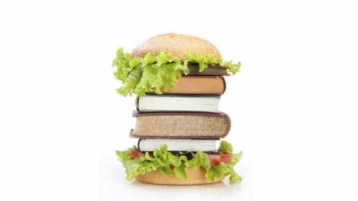 istock 000016969521medium21 wide 7f4fe84f7a39f3515727b71aa3636e6803ec9fbc 700x393 Книги в гамбургере   Books in the hamburger