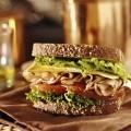 Бутерброд с ветчиной - Sandwich with ham